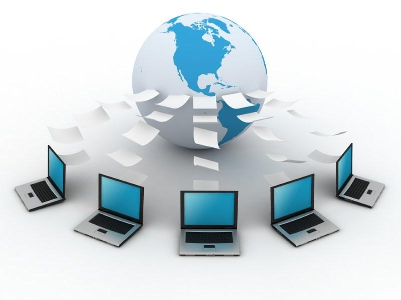 Регистрация базы данных
