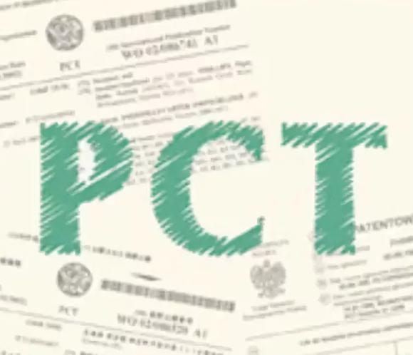 Получение патента по PCT
